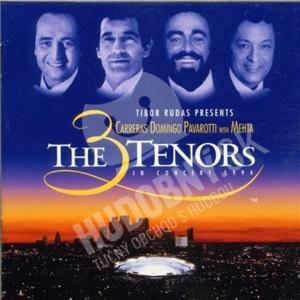 José Carreras, Luciano Pavarotti, Plácido Domingo - The Three Tenors In Concert 1994 len 14,49 €