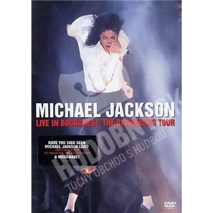 Michael Jackson - Live in Bucharest - The Dangerous Tour len 27,99 €