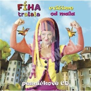 Fíha Tralala - Cvičíme od mala len 9,77 €