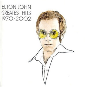 Elton John - The Greatest Hits 1970 - 2002 len 34,99 €