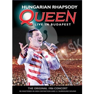 Queen - Hungarian Rhapsody - Live In Budapest len 59,99 €