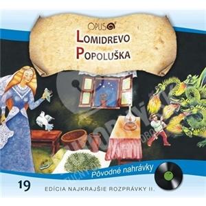 Najkrajšie Rozprávky - Lomidrevo / Popoluška len 7,49 €