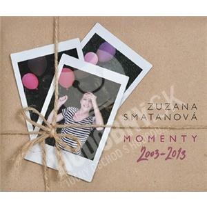 Zuzana Smatanová - Momenty 2003 - 2013 len 12,49 €