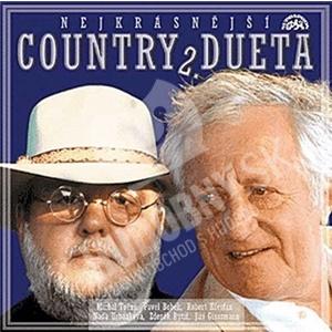 VAR - Nejkrásnější country dueta 2 len 3,99 €