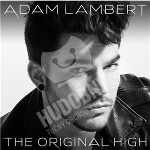 Adam Lambert - Original high (DELUXE) len 29,99 €