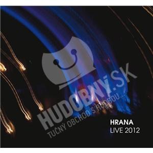 Hrana / Brezovský / Rózsa - Live 2012 len 9,99 €