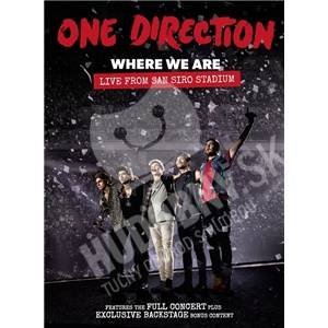 One Direction - Where We Are (Live From San Siro Stadium) len 15,49 €