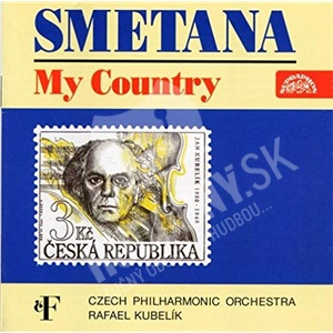 The Czech Philharmonic Orchestra - Smetana - My Country len 9,28 €