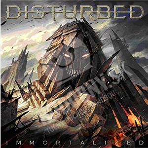 Disturbed - Immortalized (Deluxe) len 19,98 €