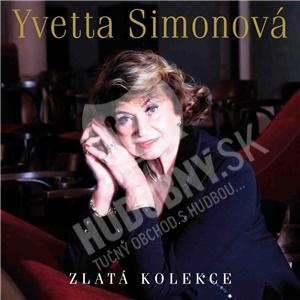 Yvetta Simonová - Zlatá kolekce len 14,99 €