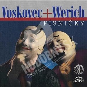 V+W (Voskovec, Werich) - Písničky len 6,99 €