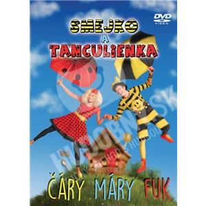 Smejko a Tanculienka - Čáry, Máry, Fuk (DVD) od 11,49 €