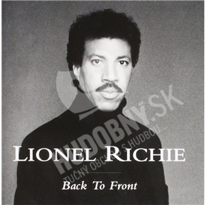 Lionel Richie - Back to Front (Best of) len 6,99 €