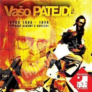 Vašo Patejdl - Opus 1986 - 1990 (Pôvodné albumy s bonusmi) len 14,29 €