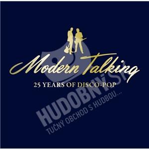 Modern Talking - 25 Years Of Disco-Pop len 39,99 €