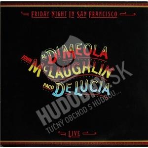 John McLaughlin, Al Di Meola, Paco De Lucía - Friday Night in San Francisco len 8,49 €
