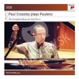 Paul Crossley - Paul Crossley Plays Poulenc - Complete Works for Piano len 18,48 €