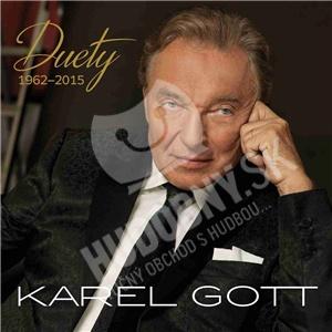 Karel Gott - Duety 1962 - 2015 len 20,99 €