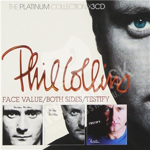 Phil Collins - Platinum Collection (3 CD) len 29,99 €
