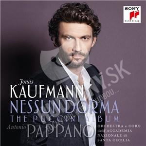 Jonas Kaufmann - Nessun dorma - The Puccini Album len 16,48 €