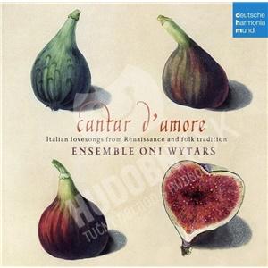 Oni Wytars - Cantar D'Amore len 13,99 €