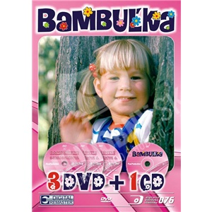 VAR - Bambuľka (3 DVD + 1 audio CD) len 29,49 €