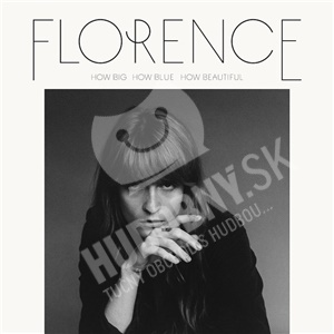 Florence And The Machine - How Big, How Blue, How Beautiful len 9,99 €