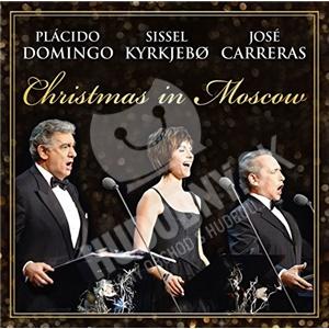 José Carreras, Plácido Domingo, Sissel - Christmas In Moscow len 15,99 €