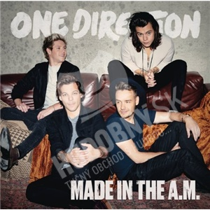 One Direction - Made In The A.M. len 12,99 €
