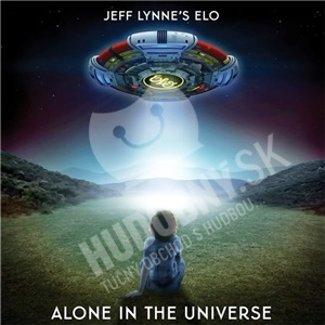 Electric Light Orchestra - Jeff Lynne's ELO - Alone in the Universe len 16,98 €