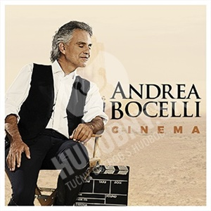Andrea Bocelli - Cinema len 15,99 €