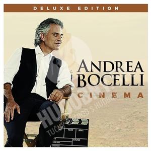 Andrea Bocelli - Cinema (Deluxe Edition) len 22,99 €