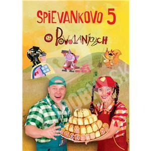 Podhradská & Čanaky - Spievankovo 5 / O povolaniach len 9,99 €