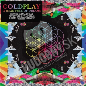 Coldplay - A Head Full of Dreams len 13,99 €