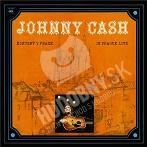 Johnny Cash - Koncert V Praze (In Prague Live) len 13,29 €