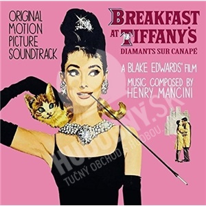 OST, Henry Mancini - Breakfast at Tiffany's (Original Motion Picture Soundtrack) len 14,99 €