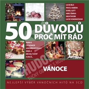 VAR - 50 důvodů proč mít rád ... Vánoce len 8,49 €