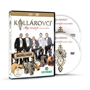 Kollárovci - Môj život je muzika (CD+DVD) len 12,99 €
