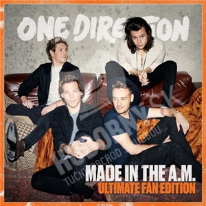 One Direction - Made In The A.M. (Ultimate Fan Edition) len 59,99 €