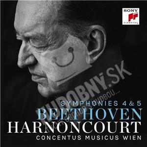 Nikolaus Harnoncourt, Concentus Musicus Wien - Beethoven - Symphonies Nos. 4 & 5 len 14,99 €