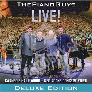 The Piano Guys - Live! (Deluxe Edition) len 28,99 €