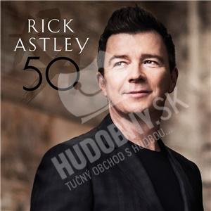Rick Astley - 50 len 13,49 €