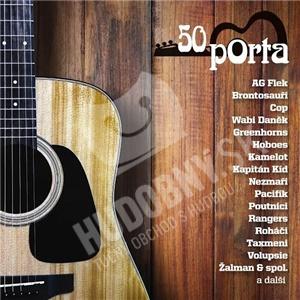 VAR - Porta 50 let (2CD) len 12,99 €