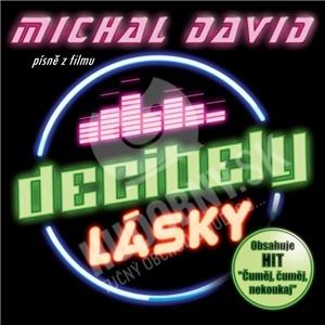 Michal David - Decibely lásky (písne z filmu) len 8,89 €