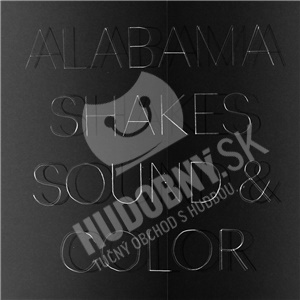 Alabama Shakes - Sound & Color len 16,98 €