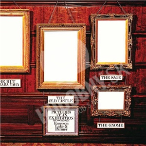 Emerson, Lake & Palmer - Pictures at An Exhibition (Deluxe Edition) len 14,99 €