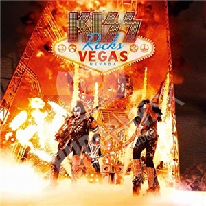 Kiss - Rocks Vegas - Live At The Hard Rock Hotel (DVD+CD) od 22,59 €