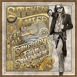 Steven Tyler (Aerosmith) - Somebody from somewhere len 14,39 €