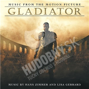 OST, Hans Zimmer, Lisa Gerrard - Gladiator (Music From The Motion Picture) od 8,99 €