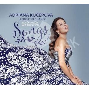 Kučerová Adriana, Pechanec Robert (Bartok, Janáček, Martinu, Suchoň) - Songs len 14,27 €